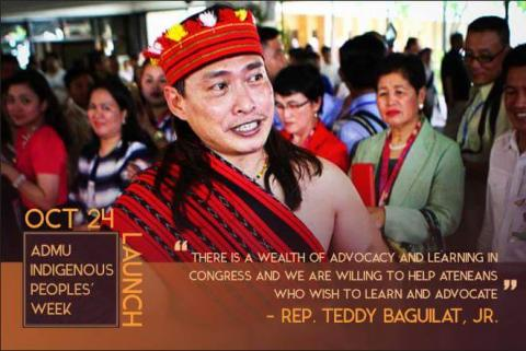 ADMU Indigenous People's Week