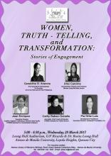 Women, Truth-telling, and Transformation