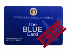The Blue Card is Free